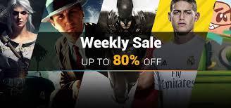 g2a black friday cheap games steam unpowered