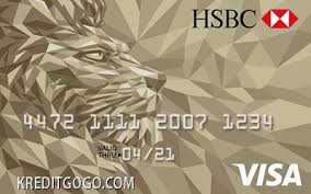 persyaratan buat kartu kredit hsbc hsbc visa gold kartu kredit bank hsbc