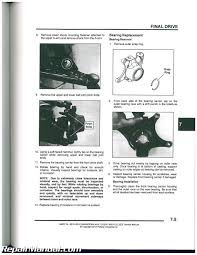 100 2010 parts manual for ranger 800 dalton polaris main