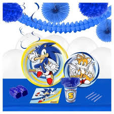 sonic the hedgehog party supplies sonic the hedgehog party supplies collection target