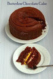 priya u0027s versatile recipes chocolate cake with eggless orange