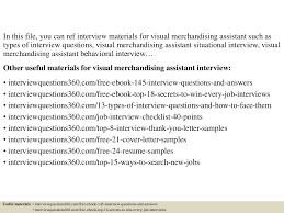 Sample Resume Objectives For Merchandiser by Resume Visual Merchandiser Example Virtren Com