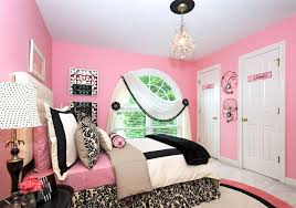 Teen Chandeliers Bedroom Ideas Pink Teen Bedroom Interior With Master Bed Under