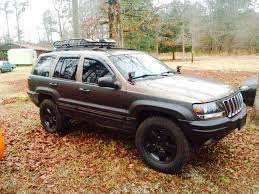 brown jeep 2001 jeep grand cherokee wj u201d honeybadger u201d u2013 honeybadger offroad