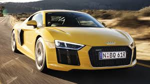 Audi R8 Yellow - audi r8 v10 2016 au wallpapers and hd images car pixel