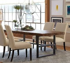 Metal Dining Chairs Pottery Barn Tolix Caf Chair Best Find Your - Pottery barn dining room set