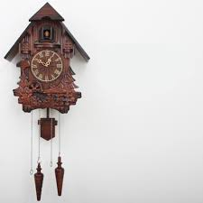 buy european style chalet cuckoo clock bird chime clock wall clock