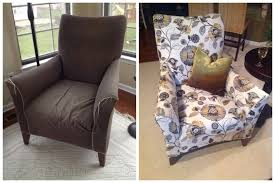 Chair Upholstery Diy Chair Reupholstery Tutorial