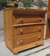 Broyhill Fontana Nightstand Uhuru Furniture U0026 Collectibles Sold Pine Broyhill Chest Of