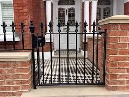 metal garden gates manchester home outdoor decoration