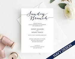 rehearsal brunch invitations rehearsal dinner invitation template diy printing custom