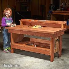child bench plans ways to stay sane in the winter with kids family handyman
