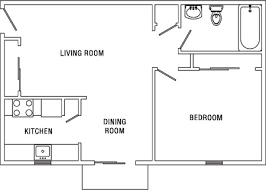 1 bedroom floor plans 1 bedroom apartment floor plans small one decor mapo house and
