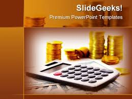 powerpoint financial template financial business powerpoint