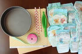 air balloon baby shower diaper cake party ideas u0026 activities