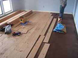diy hardwood floor flooring design