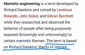 Richard Dawkins Theory Of Memes - 25 best memes about richard dawkins theory of richard