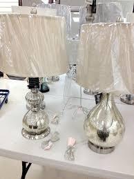 Antique Mercury Glass Chandelier Lighting Decorative And Antique Mercury Glass Table Lamp For Your