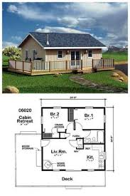 Two Bedroom Cabin Plans Right Now I U0027m Showing You A 613 Sq Ft Small House In The Woods