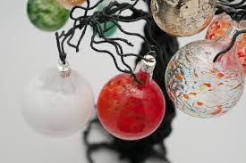 glass ornaments workshop