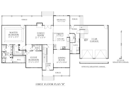 houseplans biz house plan 3417 b the brookhaven b