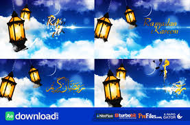 ramadan ident videohive free download free after effects
