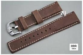 bracelet montre images Bracelet de montre cuir 22mm ribrally jpg