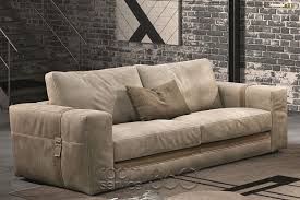 richmond contemporary leather sofa by gamma arredamenti