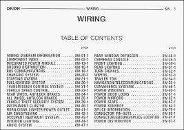 dodge ram radio wiring diagram diagrams 905628 2001 dodge