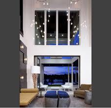 Lighting For High Ceilings Lighting Ideas For High Ceilings Multi Level Lighting