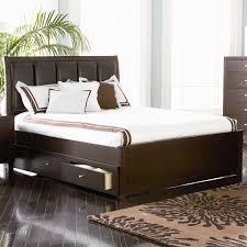 Bedroom Platform Beds Furniture In California Coaster Furniture 201511f Lorretta Full Contemporary Platform