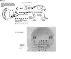 vdo rev counter wiring diagram wiring diagram and schematic design