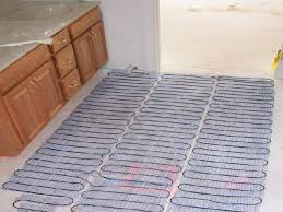 Heated Bathroom Rug Awesome Heated Flooring Cost Designs In Bathroom Floor Heating