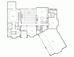 inspiring design 10 small house plans 3 car garage ranch floor