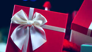 christmas present light boxes opening christmas present bright light in gift box stock footage
