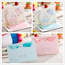 wholesale baby shower greeting card sle 3d birthday