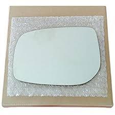 toyota yaris wing mirror glass amazon com fit system 90202 toyota yaris passenger side