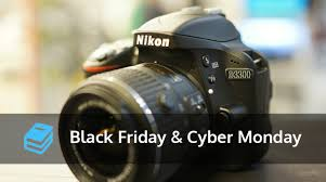 best camera deals black friday black friday u0026 cyber monday nikon d3300 dslr deals 2017