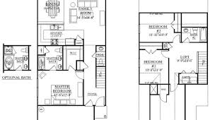 dual master suite home plans house plans two master suites 100 images plan 58566sv dual