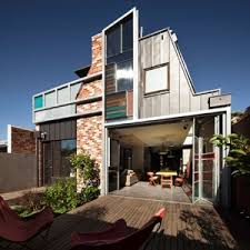Warehouse Style Home Design   warehouse style home takes top award in bdav building design
