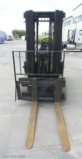 clark c500 s80 forklift item da1728 sold august 30 vehi