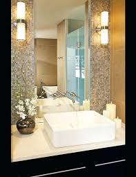 Bathroom Design Basics Mosaic Bathroom Designsways To Amp Up Builder Grade Basics Mosaic