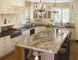 Kitchen Countertops Seattle Two Tone Granite Countertop Two Tone Kitchens Granite Countertops
