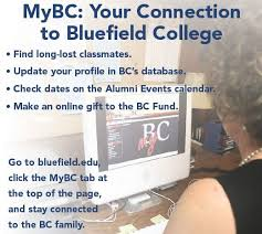 find college classmates bluefield college