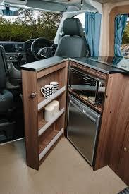 volkswagen california shower the new vw t6 campervan hillside leisure
