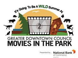 movies in the park secondhand lions perfect duluth day