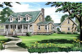 Farm House Plan Farmhouse Style House Plan 3 Beds 2 50 Baths 2239 Sq Ft Plan 555 1