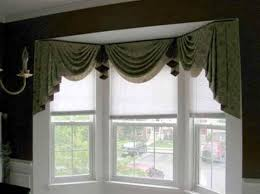 Valance Styles For Large Windows Best 25 Bay Window Drapes Ideas On Pinterest Bay Window Curtain