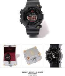 Harga Jam Tangan G Shock Original Di Indonesia stussy g shock wristwatches ebay