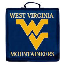west virginia mountaineers ncaa stadium seat cushions great